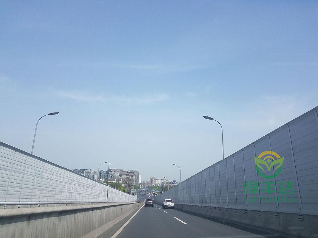 城市路桥声屏障