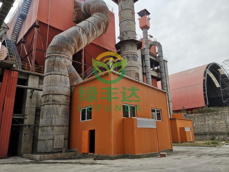 水泥厂综合噪声治理